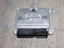 Audi A6 4B Allroad V6 TDI AKE Motorsteuergerät 4Z7907401B Motor Steuergerät