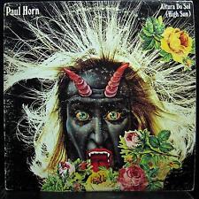 Paul Horn - Altura Do Sol High Sun LP VG+ Promo PE 34231 Vinyl 1976 Record