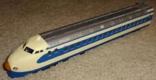 VINTAGE HO TRAINS BULLET LOCOMOTIVE H-603 in BOX, WORKS