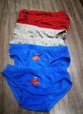 New Boy's Underware Age 11-12 6 Pieces Cotton