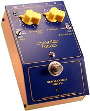 Chandler Limited Germanium Drive Guitar Pedal, New w/Warranty | Atlas Pro Audio
