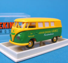 Brekina H0 31505 VW T1 b Bus John Deere LANZ HO 1:87 OVP Box Volkswagen