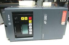 GE Drive Model AF-300B 1Hp, 3Ph, Cat# 6VA343001 B-A2 (Plate) ...  VX-205A