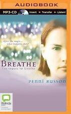 Undine Trilogy: Breathe : The Sequel to Undine 2 by Penni Russon (2015, MP3...