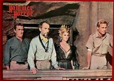 HAMMER HORROR - Series 2 - Card #095 - The Lost City of Kuma - Cornerstone 1996