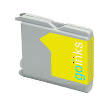 1 Yellow Ink Cartridge compatible with Brother MFC-260C MFC-5860CN MFC-240C