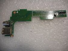 GENUINE DELL INSPIRON 1525 1526 LAPTOP USB S-VIDEO BOARD THA01 48.4W007.011