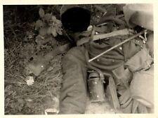 10788/ Originalfoto 7x10cm, Französischer Soldat, 1940