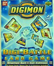 Juego de tarjetas coleccionables de Digimon