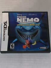 Finding Nemo: Escape To The Big Blue - Nintendo DS Game