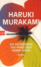 HARUKI MURAKAMI Die Pilgerjahre des farblosen Herrn Tazaki TB