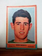 PETER BONETTI, Chelsea - A&BC Quiz back Trading Card c1964!