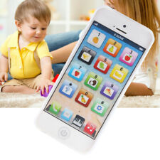 Kids Music Toy Cell Phone | Educational Learning Touch Screen Child with LED