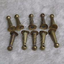 10 pcs New Alto sax repair parts Brass unpainted Unfinished sax part