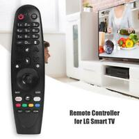 Universal TV Remote Control for LG AN-MR18BA AKB75375501 AN-MR19 AN-MR600 Black
