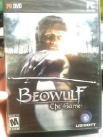 Beowulf The Game PC 2007 Rated M Windows Ubisoft Entertainment sealed new