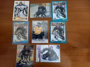 Lot 3 cartes 2002-03 Cristobal Huet LA Kings dont 1 sur 500