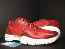 Nike LUNAR TR1 EA JERRY RICE MADDEN 2013 TRAINER 1 RED WHITE GOLD 576849-600 9