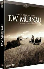 Coffret F.W. Murnau L'aurore et City Girl Édition 2 Blu-ray Collector Limitée +
