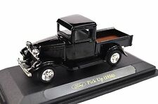 FORD PICK UP TRUCK 1934 34 1:43 NEW 94232 BLACK YATMING ROAD SIGNATURE