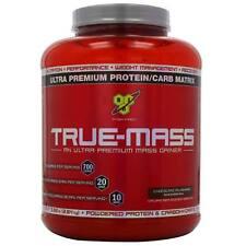 BSN True Mass 2.6kg / True Mass 1200 4.8kg Anabolic Muscle Mass Weight Gainer
