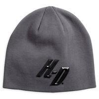 Harley-Davidson® 3D Grey Knit Hat 97612-17VM