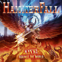 Hammerfall - Live! Against the World   - 2xCD