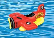 Toy Swimline BEACH Ride-On Sea Raider PLANE Inflatable FLOAT Swim Pool 9029