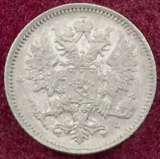 More details for finland 25 pennia 1889 (g0203)