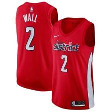 Washington Wizards Nike John Wall Swingman Jersey Size L $110 Retail