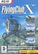 Flying Club X Add On for Flight Simulator 2004 (PC DVD)
