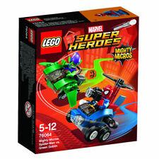 Lego Mighty Micros - Spiderman V's Green Goblin 76064 - New & sealed