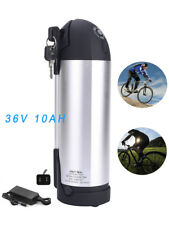 Lithium Li-ion E-bike Bottle Battery for Electric Bicycle 24v10ah a Charger