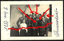 Foto-AK-Postkarte-Generalmajor-Graf Karl von Kageneck-Erbo-Clemens Heinrich-1935