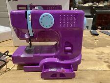 John Lewis Máquina de Coser-Jl Mini-Púrpura En Caja