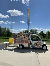 Snowie Style Shaved Ice Snow sno Cone Truck Bus Concession Trailer Food Truck
