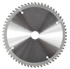 165 mm 60 T 20 mm alésage TCT Lame De Scie Circulaire Disque Pour Dewalt Makita Ryobi Bosch