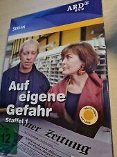 Auf eigene Gefahr - Staffel 1  (DVD) TOP TV SERIE 4 DVD s Wie Neu