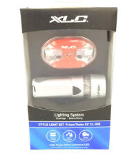 XLC 5 LED Bicycle Headlight/Tailight Set