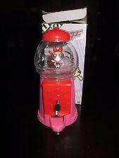 Powerpuff Girls Bubble Gum Machine 2000 Rinco Very Rare with Box!
