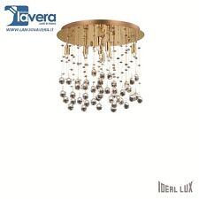 Ideal Lux Lampada Moonlight Pl8 Oro (plafoniera) 080932