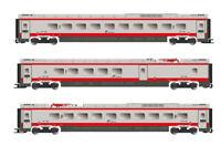 Lima Expert HL4670 FS Trenitalia livrea Frecciargento, set 3 elementi intermedie