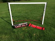 6 x 4 Flexnet Portable Soccer Goal Quik Set Up & Take Down