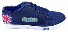 Summer Special Denim Jeans Shoe Blue Shade Orica Size 8 UK/INDIA