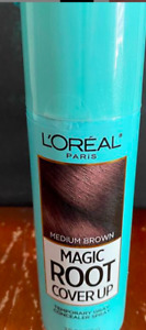 L'Oreal Magic Root Cover Up Gray Hair Concealer Spray Regrowth Covering Pick 1