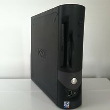 Dell SFF Computer Pentium 4 2.26GHz 40GB CD-R Win 98 / DOS Gaming CNC Vintage