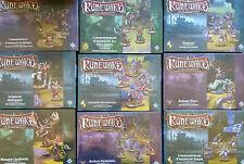 Runewars (Modélisme type GW Warhammer / LOTR ...) - Boite au choix - Neuf