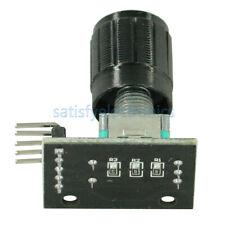 1PCS X KY-040 Rotary Encoder Module Brick Sensor Development Board For Arduino