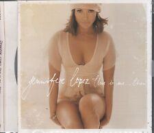 That Was Me Then - Jennifer Lopez cd