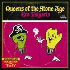 Queens of the Stone Age : Era Vulgaris CD (2007)